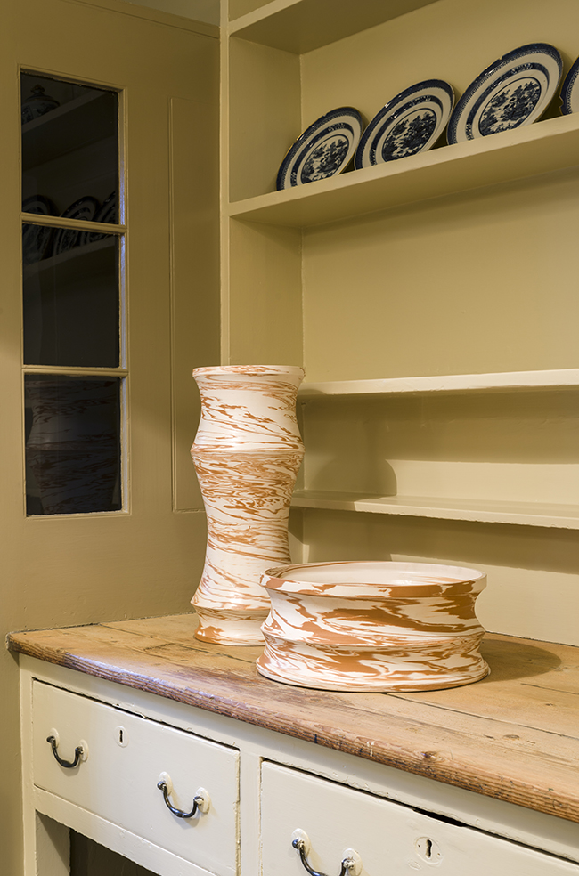 martino-gampers-vases-on-the-soane-museum-kitchen-dresser-photo-gareth-gardner